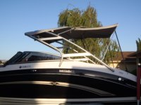 Bimini 1.JPG & Whole boat Sun shade? | Jet Boaters Community Forum