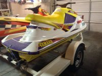 My new yamaha jet boaters community forum for Yamaha jet boat forum