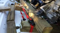 how to: Removing an Engine Alone   Jet Boaters Community Forum
