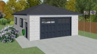 Need advice re garage expansion page 3 jet boaters for 16x9 garage door