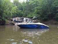 Sold fs 2014 yamaha 212x jet boaters community forum for Yamaha jet boat forum