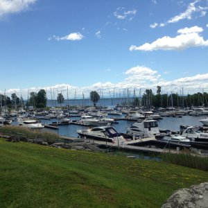 Treadwell Bay Marina, Lake Champlain New York