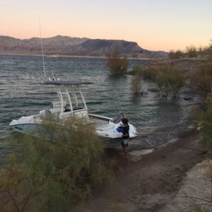 Oct 2019 Lake Mead